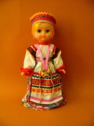 Машенька костюм воронежской губернии