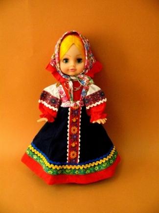 Танюша костюм смоленской губернии