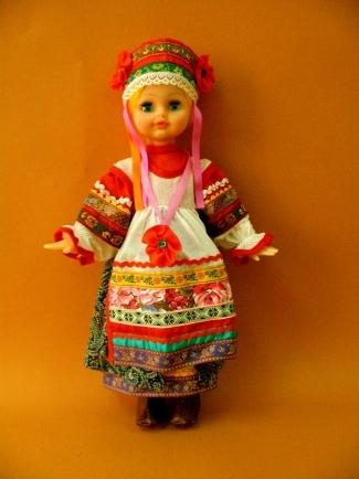 Настенька костюм курской губернии